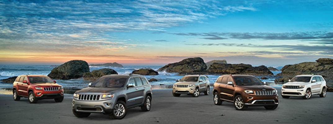 2015 Jeep Grand Cherokee safety features